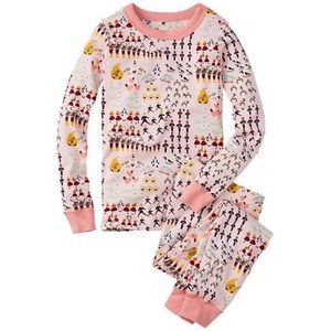 Hanna Andersson 12 Days of Christmas Pajama RARE